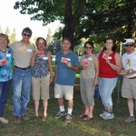 BRECA Picnic In The Park 2012 - All Winners.