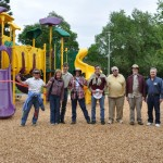 BRECA - New Playground Equipment - BRECA Folks