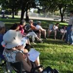 BRECA Picnic In The Park 2012 - Name Bingo