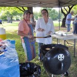 BRECA Picnic In The Park 2013 - Cooking Tent