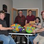 BRECA - New Playground Equipment - Egg Stuffers