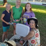 BRECA Picnic In The Park 2012 - Ice Cream and Kids.