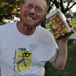 BRECA Picnic In The Park 2012 - Jelly bean winner