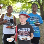 BRECA - Potluck In The Park - 2015 - Kids