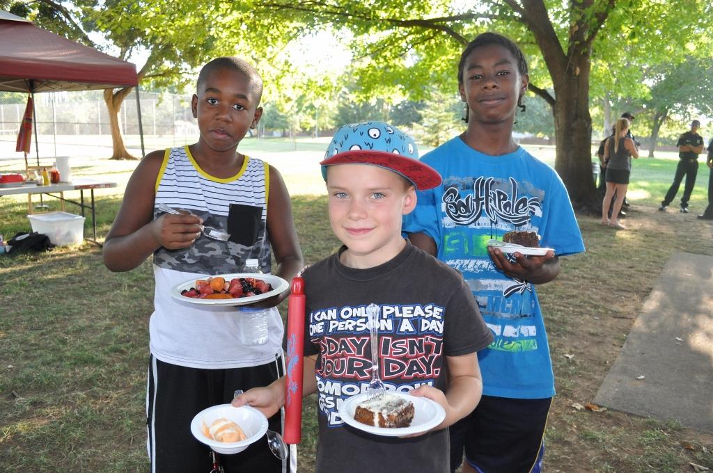 BRECA - Potluck In The Park - 2015 - Kids