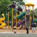 BRECA - New Playground Equipment - Nice Equipment