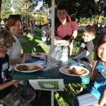 BRECA Picnic In The Park 2013 - Nice Table