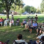 BRECA Picnic In The Park 2013 - People