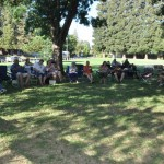 BRECA - Potluck In The Park - 2015 - Picnickers1
