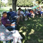 BRECA - Potluck In The Park - 2015 - Picnickers2