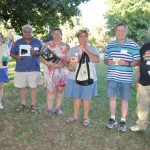 BRECA - Potluck In The Park - 2015 - Prize Winners