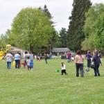 BRECA - New Playground Equipment - Return from Hunt