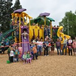 BRECA - New Playground Equipment - Ribbon Cutting