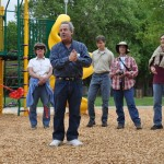 BRECA - New Playground Equipment - Rick Sloan