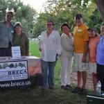 BRECA Picnic In The Park 2013 - Sign In