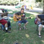 BRECA - Potluck In The Park - 2015 - The Band