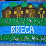 BRECA Picnic In The Park 2013 - Traditional Cake
